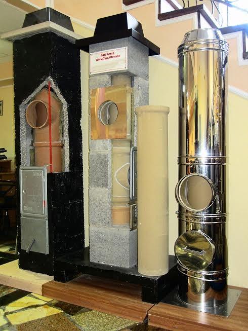 Керамические дымоходы Экоосмос